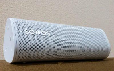 Sonos Roam ultra portable smart speaker – the missing manual