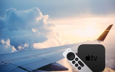 Apple TV on vacation?